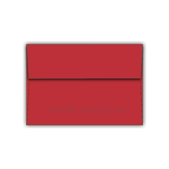 BASIS COLORS - A6 Envelopes - Red - 250 PK [DFS-48]