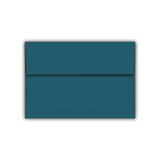 BASIS COLORS - A2 Envelopes - Teal - 1000 PK