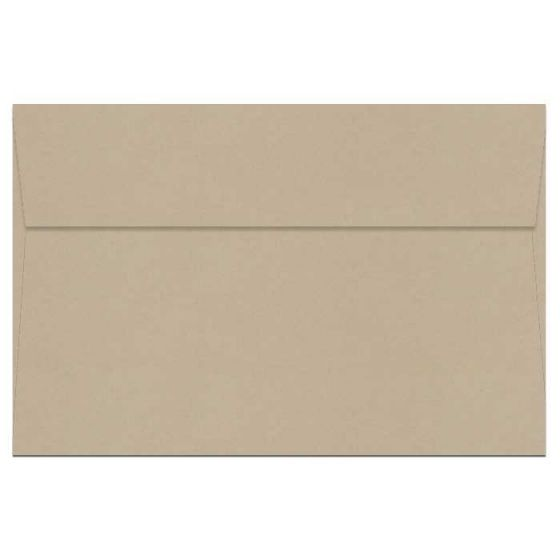 BASIS COLORS - A9 Envelopes - Light Brown - 250 PK