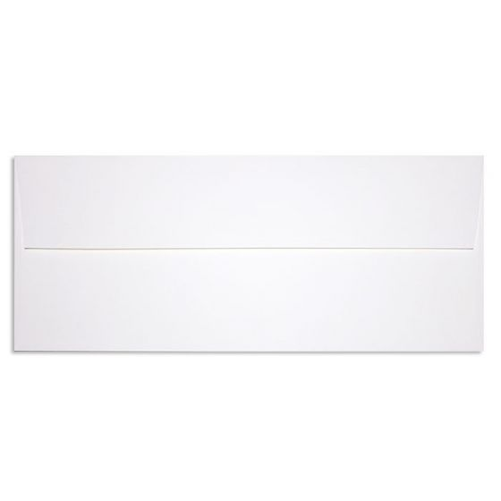 Mohawk Superfine Eggshell Ultrawhite - No. 10 Envelopes (24W/Square Flap) - 500 PK