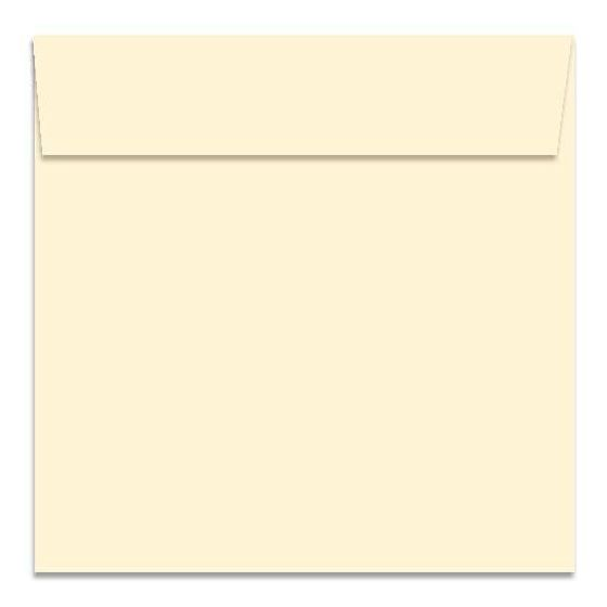 Basic Cream 8 inch Square Envelopes (8x8) - 1000 PK