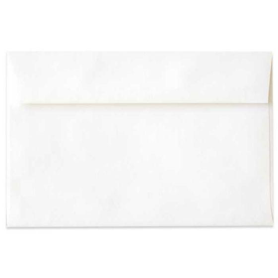 Mohawk Opaque Vellum WHITE - A9 Envelopes - 70T - 5-3/4X8-3/4 Machine Insertables - 1000 PK [DFS-48]