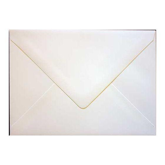Mohawk Superfine ULTRAWHITE Eggshell - A7 Envelopes EURO FLAP (80T 5-1/4X7-1/4) - 1000 PK [DFS-48]