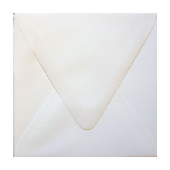 Mohawk Superfine ULTRAWHITE Eggshell - 5.5 Square Envelopes EURO FLAP 80T 5-1/2X5-1/2 - 1000 PK [DFS-48]