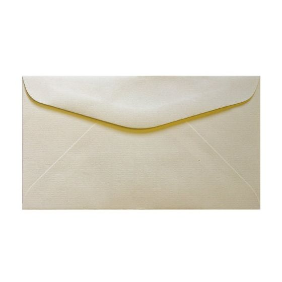 [Clearance] 25% Cotton Laid - Strathmore IVORY - No. 6-3/4 Envelopes (24W 3-5/8X6-1/2) - 50 PK
