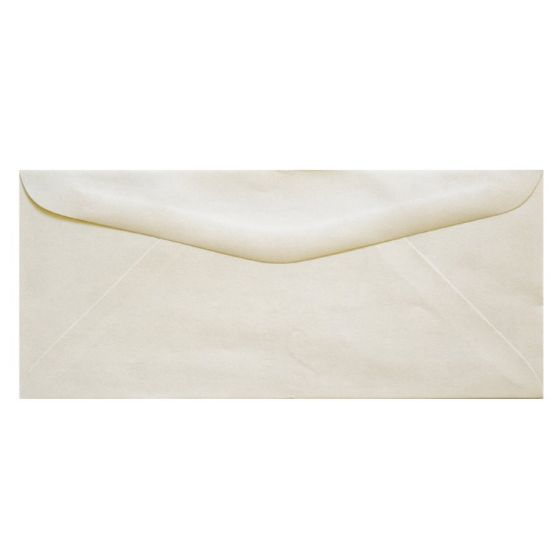 [Clearance] 25% Cotton Wove - Strathmore NATURAL - No. 9 Envelopes (3.875-x-8.875) - 50 PK