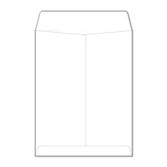 Catalog Envelopes - 24lb WHITE WOVE - (6.5 x  9.5) - 500 Box [DFS-48]