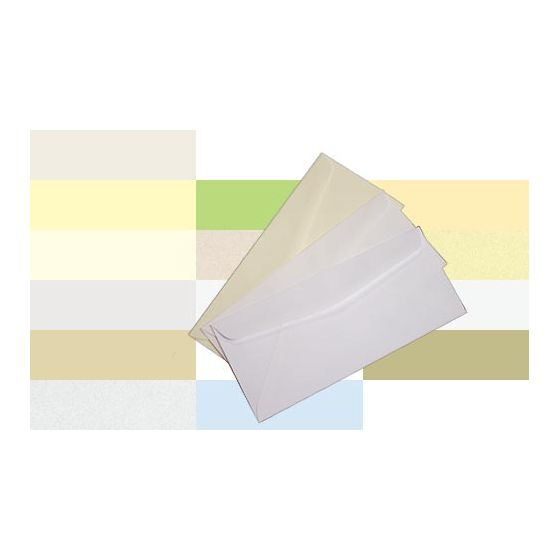 Neenah CLASSIC CREST - No. 10 Envelopes - Recycled 100 Natural White - 500 PK