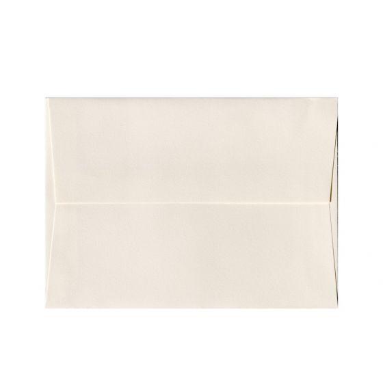 Crane (Lettra) - A7 Envelopes - 100% Cotton - Ecru White - 200 PK [DFS-48]