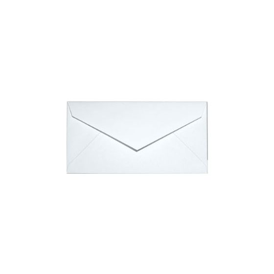 Neenah Classic CREST Solar White (70T/SuperSmooth) - Monarch Envelopes (3.875-x-7.5) - 2500 PK