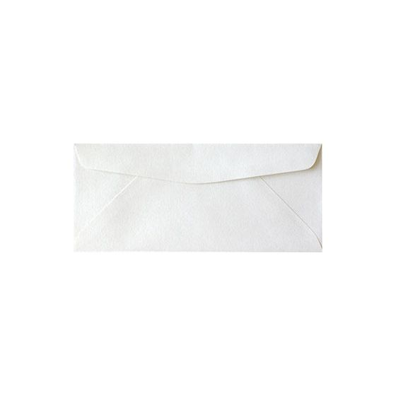 Neenah Classic CREST Solar White (80T/Stipple) - No. 10 Commercial Envelopes (4.125-x-9.5) - 2500 PK [DFS-48]