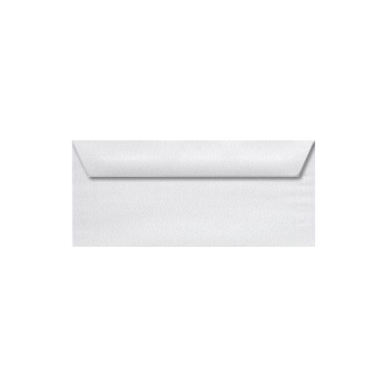 Neenah Classic CREST Solar White (80T/Stipple) - No. 10 Peel & Seal Envelopes (4.125-x-9.5) - 2500 PK