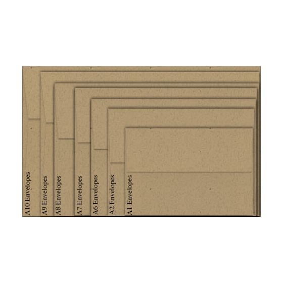 Neenah Environment DESERT STORM (24W/Smooth) - A10 Envelopes (6 x 9.5) - 1000 PK