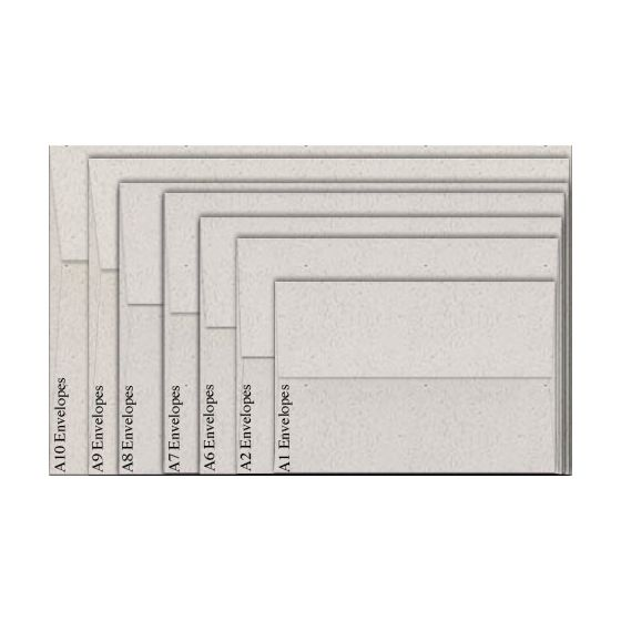Neenah Environment MOONROCK (80T/Smooth) - A1 Envelopes (3.625 x 5.125) - 2500 PK [DFS-48]