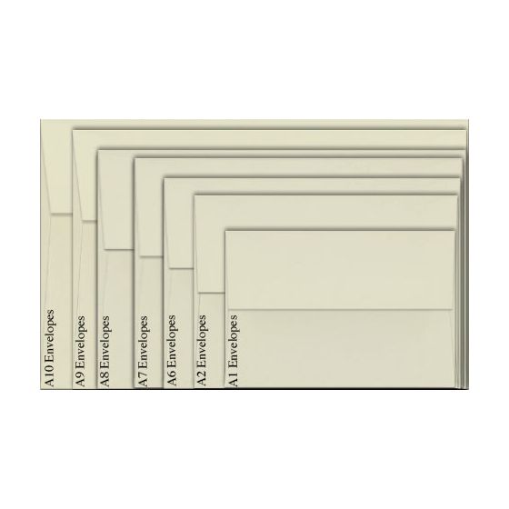 Neenah Environment NATURAL WHITE (24W/Smooth) - A2 Envelopes (4.375 x 5.75) - 1000 PK [DFS-48]