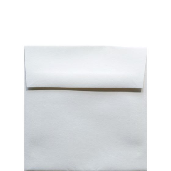 Classic Crest Solar White - 5.5 in (5.5X5.5) Square Envelopes (80T/Smooth) - 25 PK [DFS]