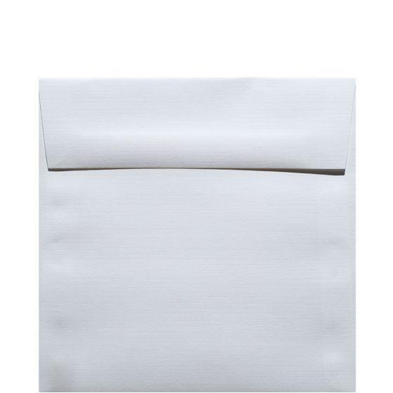 Classic Linen Solar White - 6 in (6X6) Square Envelopes (80T/Linen) - 1000 PK