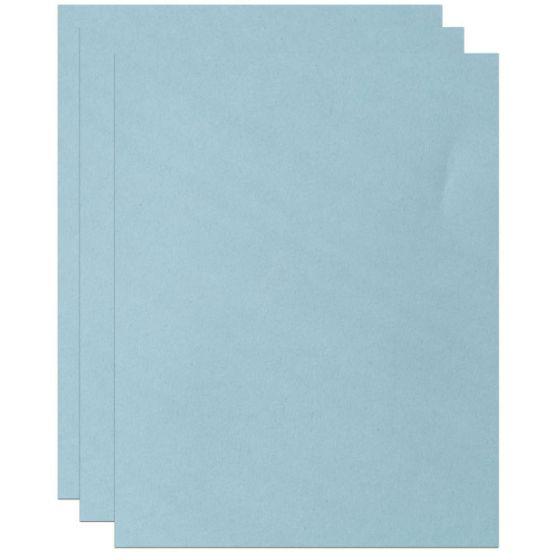 [Clearance] Alga Carta LAGOON (Blue) - 27X39 (70X100cm) - 92lb Cover (250gsm)