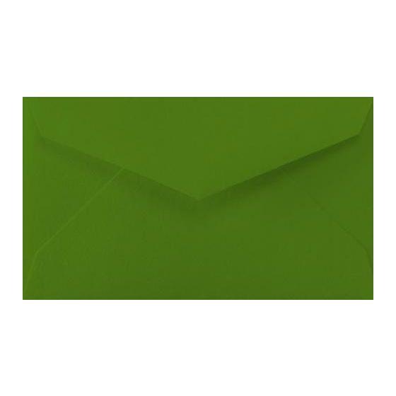 Business Card Envelopes - MINI Envelopes - GREEN - Professional MINI (2.125-in x 3.625-in) - 50 PK