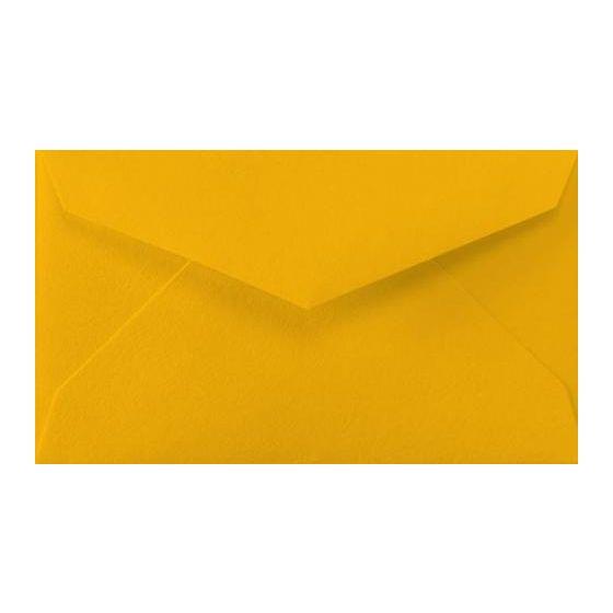 Business Card Envelopes - MINI Envelopes - YELLOW - Professional MINI (2.125-in x 3.625-in) - 500 PK [DFS-48]