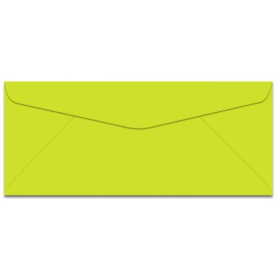 Astrobrights - No. 10 ENVELOPES - Lift-Off Lemon - 500 PK [DFS-48]