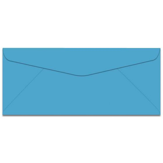 Astrobrights - No. 10 ENVELOPES - Lunar Blue - 2500 PK [DFS-48]