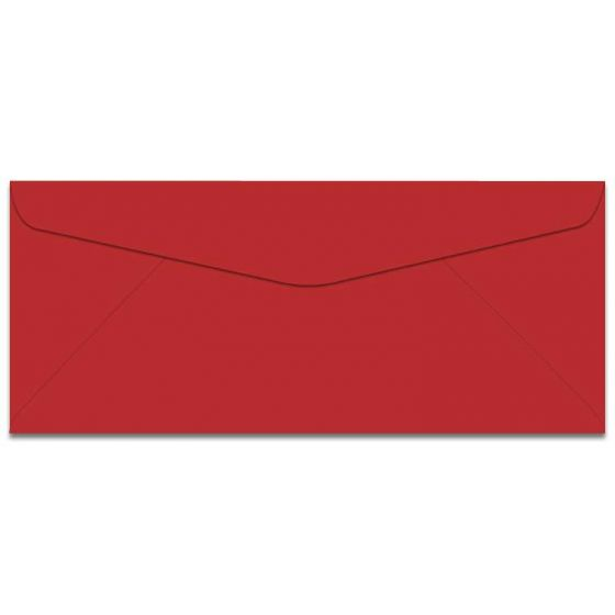 Astrobrights - No. 10 ENVELOPES - Re-Entry Red - 500 PK