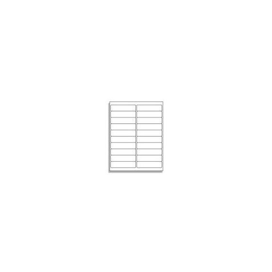 20 UP Mailing Labels - 5161 Compatible - 20 Labels per Sheet / 1000 Sheets [DFS-48]