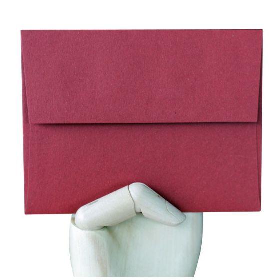 Crush Cherry (81T) - A2 Envelopes (4.375-x-5.75) - 250 PK