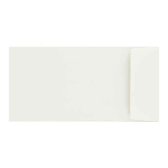 Crush White Corn - 4.33X8.66 (11X22cm) DL Envelopes (81T/Peel-Stick Flap) - 25 PK