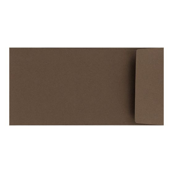Crush Hazelnut - 4.33X8.66 (11X22cm) DL Envelopes (81T/Peel-Stick Flap) - 25 PK