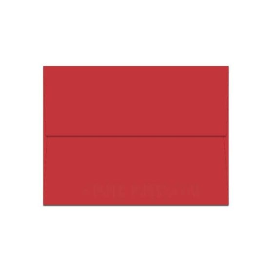 [Clearance] Curious Skin ENVELOPES - A2 Envelopes - RED - 250 PK
