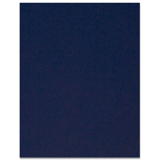 Curious SKIN - Dark Blue - 8.5 x 14 Card Stock Paper - 100lb Cover - 125 PK