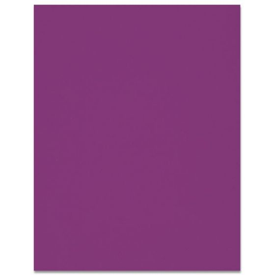 Curious SKIN - Purple - 27X39  Card Stock Paper - 100lb Cover (270gsm) - 100 PK