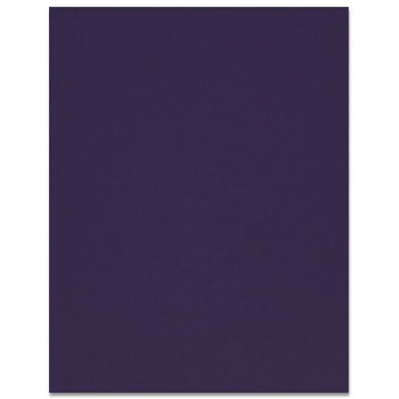 Curious SKIN - Violet - 12 x 12 Card Stock Paper - 100lb Cover - 100 PK