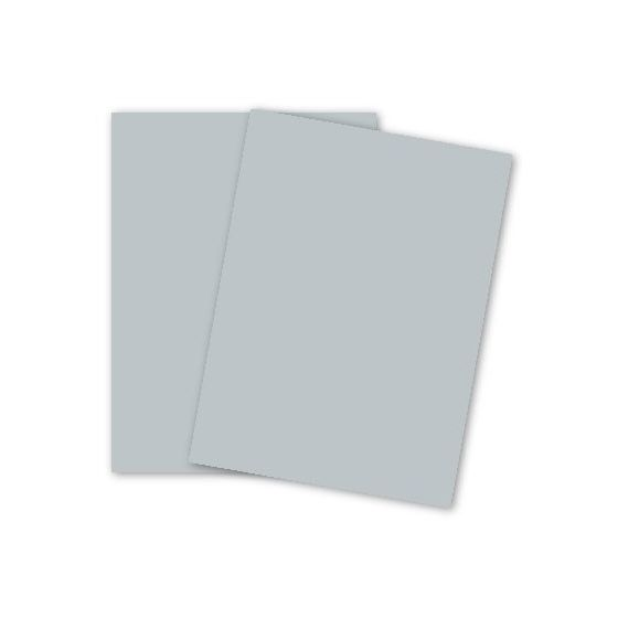 Domtar Colors - Earthchoice GRAY - Opaque Text - 11 x 17 Paper - 24/60 Text - 2500 PK