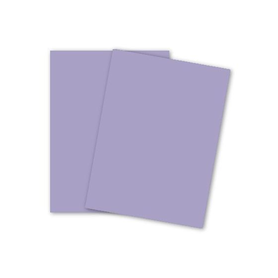 Domtar Colors - Earthchoice ORCHID Opaque Text - 23 x 35 Paper - 24/60 Text