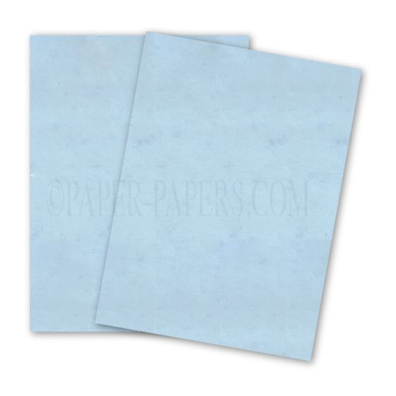 DUROTONE Butcher EXTRA BLUE - 8.5X11 Card Stock Paper - 80lb Cover - 250 PK [DFS-48]