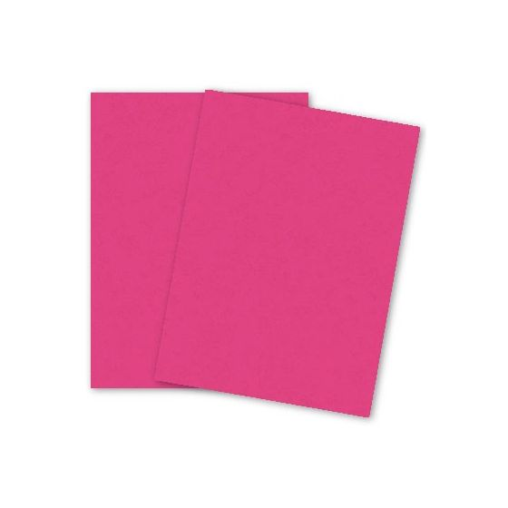 POPTONE Razzle Berry - 26X40 (65C/175gsm) Lightweight Card Stock Paper
