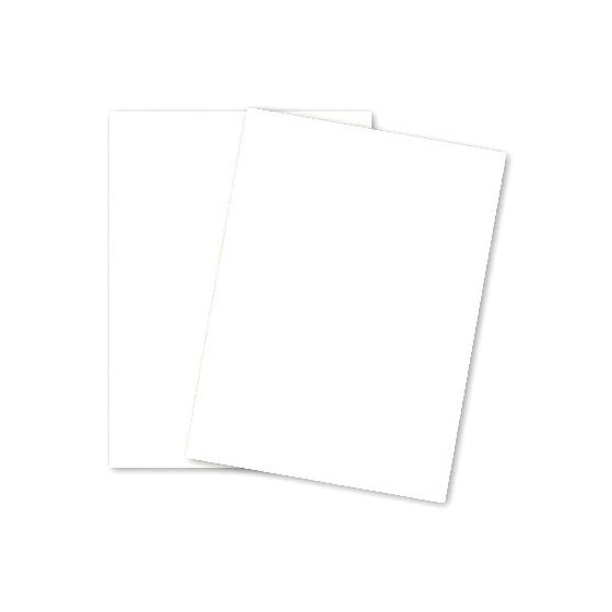 French Paper - POPTONE Sweet Tooth - 8.5X11 (65C/175gsm) Lightweight Card Stock Paper - 2500 PK