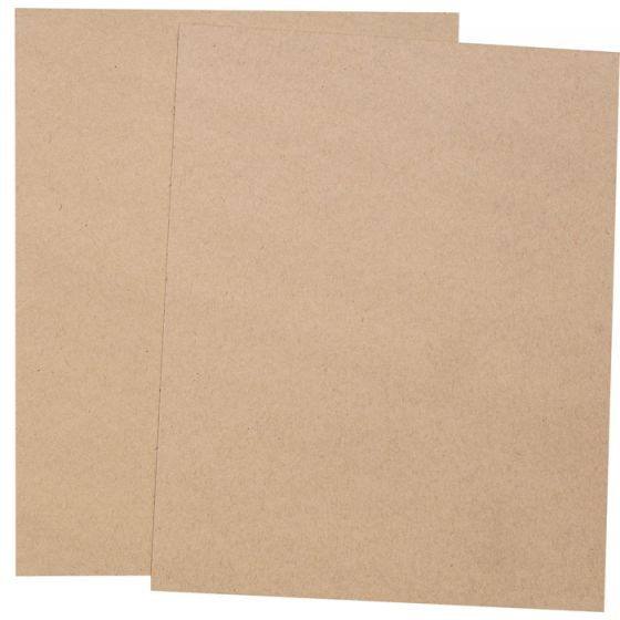 SPECKLETONE Kraft - 8.5X14 Card Stock Paper - 100lb Cover (270gsm) - 200 PK [DFS-48]
