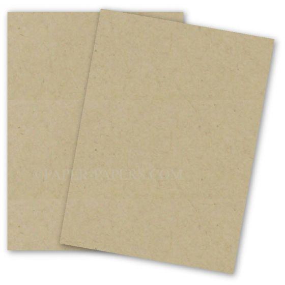 SPECKLETONE Oatmeal - 8.5X11 Paper - 28/70lb Text (104gsm) - 50 PK