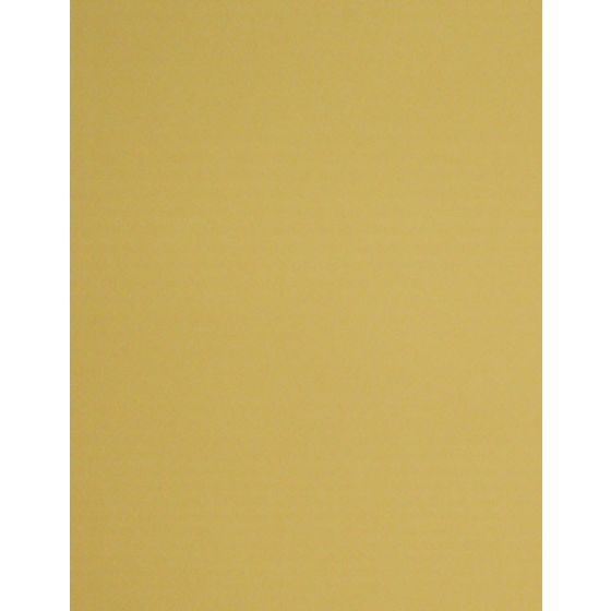 [Clearance] BUFF - 8.5X11 10PT 82C/223gsm - Litho Sheen Card Stock Paper - 100 PK