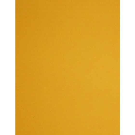 [Clearance] FLUORESCENT ORANGE - 24X36 10PT 82C/223gsm - Litho Sheen Card Stock Paper - 100 PK