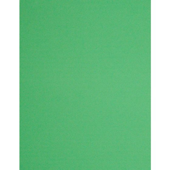 [Clearance] LIGHT GREEN - 8.5X11 10PT 82C/223gsm - Litho Sheen Card Stock Paper - 100 PK