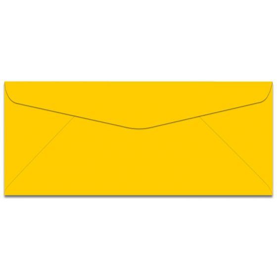 Mohawk BriteHue - No. 10 Envelopes - GOLD - 500 PK [DFS-48]