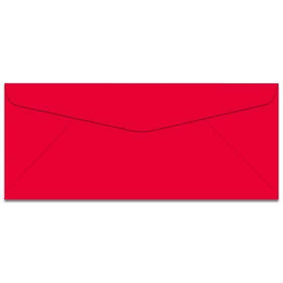 Mohawk BriteHue - No. 10 Envelopes - RED - 500 PK