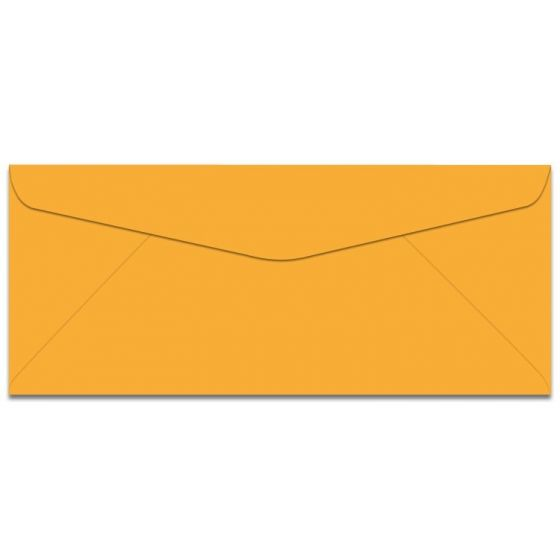 Mohawk BriteHue - No. 10 Envelopes - ULTRA ORANGE - 500 PK [DFS-48]