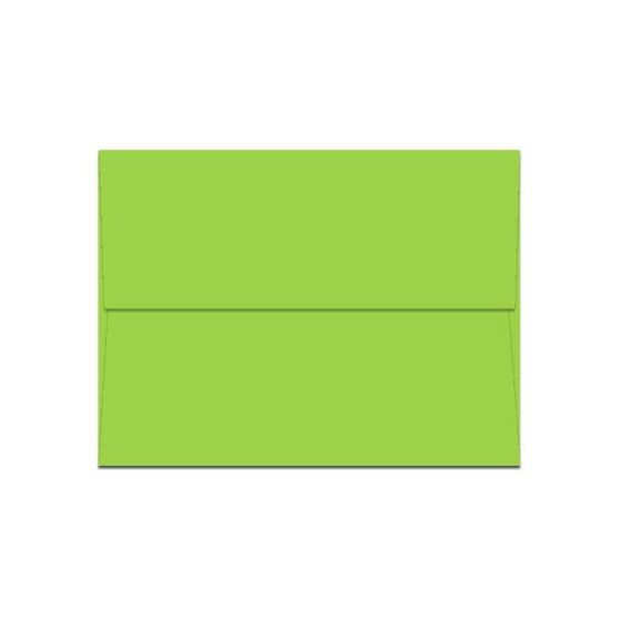 Mohawk BriteHue - A2 Envelopes - LIME GREEN - 5000 PK