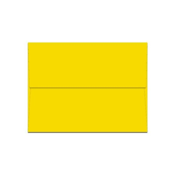 Mohawk BriteHue - A2 Envelopes - SUN YELLOW - 250 PK